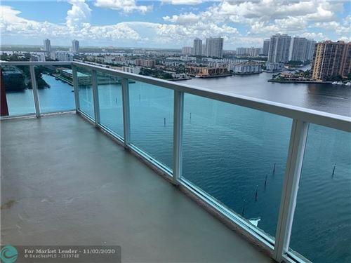 Photo of 16900 N Bay Rd #02-1214, Sunny Isles Beach, FL 33160 (MLS # F10256749)