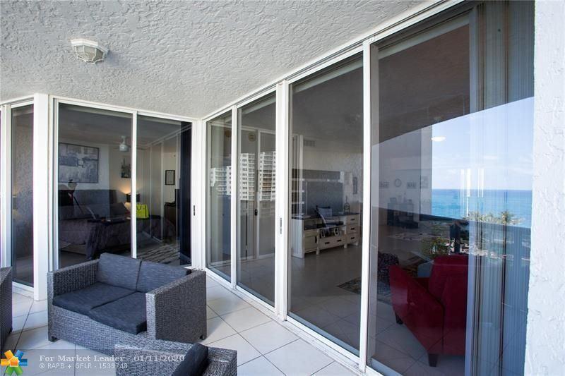 Photo of 3100 N Ocean Blvd #903, Fort Lauderdale, FL 33308 (MLS # F10210749)