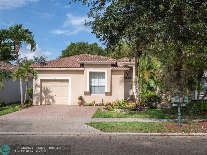 4149 Sapphire Terrace, Weston, FL 33331 - #: F10248749