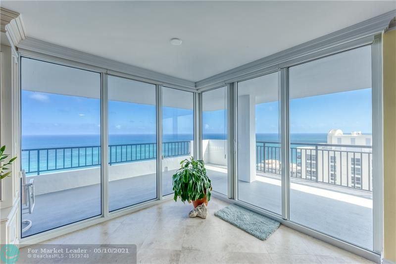 Photo of 4280 Galt Ocean Dr #30A, Fort Lauderdale, FL 33308 (MLS # F10283749)