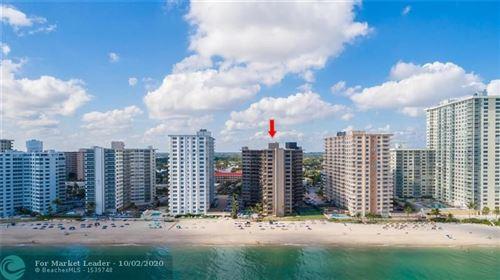 Photo of 3800 Galt Ocean Drive #PH7, Fort Lauderdale, FL 33308 (MLS # F10251750)