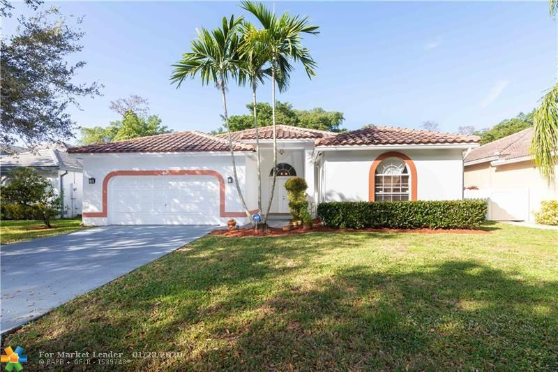 5450 NW 57th Ave, Coral Springs, FL 33067 - #: F10211751