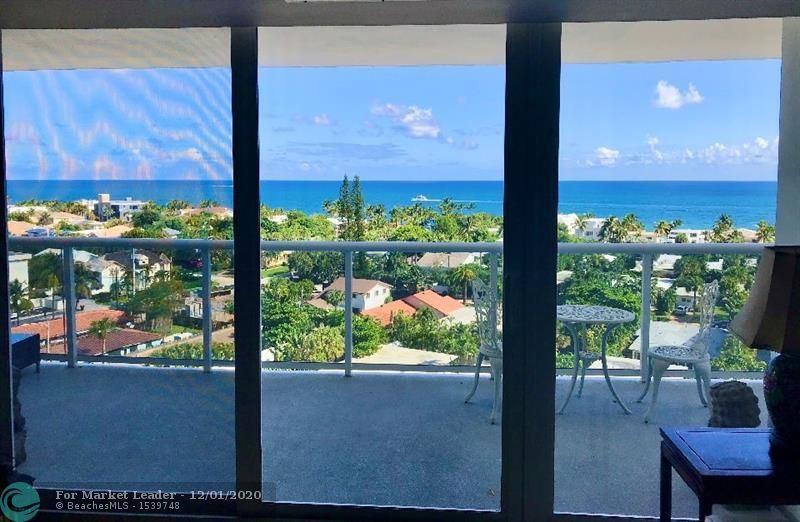 Photo of 2841 N Ocean Blvd #1104, Fort Lauderdale, FL 33308 (MLS # F10249751)