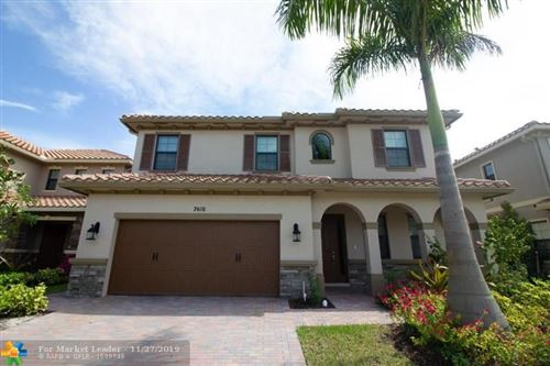 Photo of 7410 NW 108th Ave, Parkland, FL 33076 (MLS # F10204752)