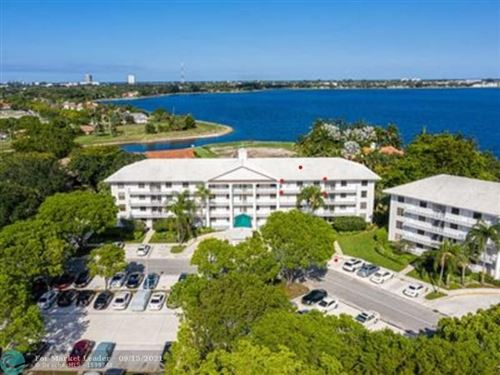Photo of 3516 Whitehall Dr #405, West Palm Beach, FL 33401 (MLS # F10300752)