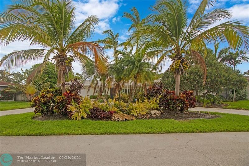 Photo of 2741 NE 27th Ct, Fort Lauderdale, FL 33306 (MLS # F10290752)