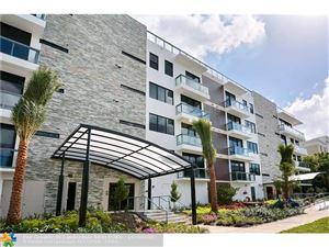 Photo of 60 Hendricks Isle #301, Fort Lauderdale, FL 33301 (MLS # F10092753)