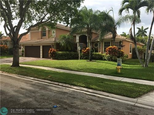 Photo of Listing MLS f10229753 in 13731 NW 23rd Street Pembroke Pines FL 33028