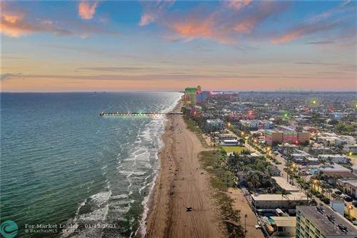 Photo of 4900 N Ocean Blvd #1712, Lauderdale By The Sea, FL 33308 (MLS # F10262753)