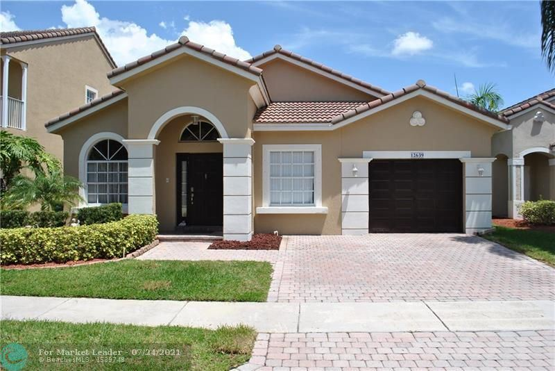 Photo of 12639 NW 6th Ct, Coral Springs, FL 33071 (MLS # F10293753)