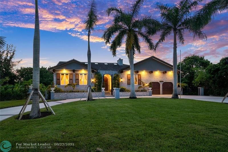 Photo for 6279 NW 74th Terrace, Parkland, FL 33067 (MLS # F10296753)