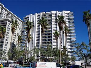 Photo of 3430 Galt Ocean Dr #211, Fort Lauderdale, FL 33308 (MLS # F10133754)