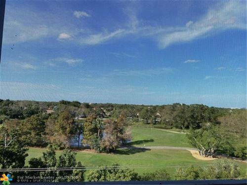 Photo of 2400 Deer Creek Country Club Blvd #608, Deerfield Beach, FL 33442 (MLS # F10212755)