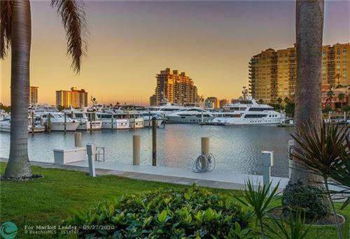 Foto de inmueble con direccion 2700 Yacht Club Blvd #7C Fort Lauderdale FL 33304 con MLS F10246755