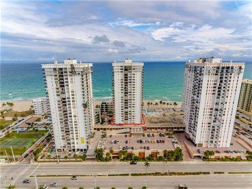 Photo of 2201 S Ocean Dr #403, Hollywood, FL 33019 (MLS # F10279755)