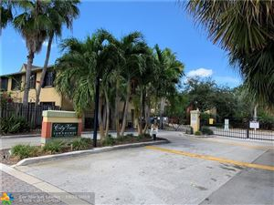 Photo of 368 CITY VIEW DR #368, Fort Lauderdale, FL 33311 (MLS # F10131756)