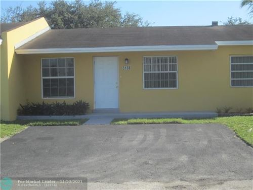 Photo of 3136 NW 196th St #3136, Miami Gardens, FL 33056 (MLS # F10304756)