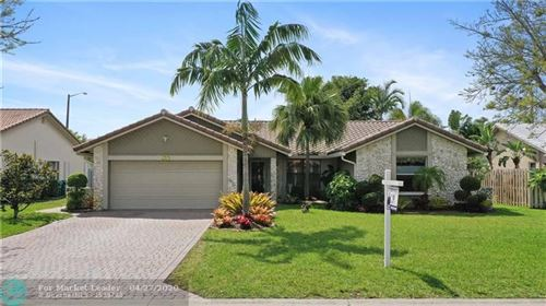 Photo of Listing MLS f10226757 in 642 NW 106th Ave Coral Springs FL 33071
