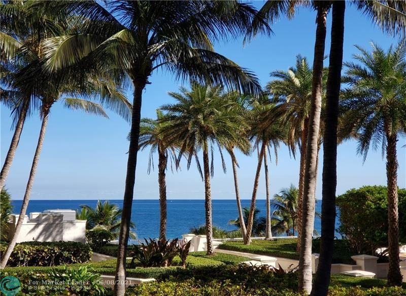 Photo of 3200 N Ocean Blvd #C-408, Fort Lauderdale, FL 33308 (MLS # F10267757)