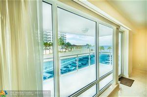 Tiny photo for 3430 Galt Ocean Dr #302, Fort Lauderdale, FL 33308 (MLS # F10200758)