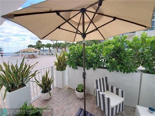 Photo of 4250 Galt Ocean Dr #1K, Fort Lauderdale, FL 33308 (MLS # F10210758)