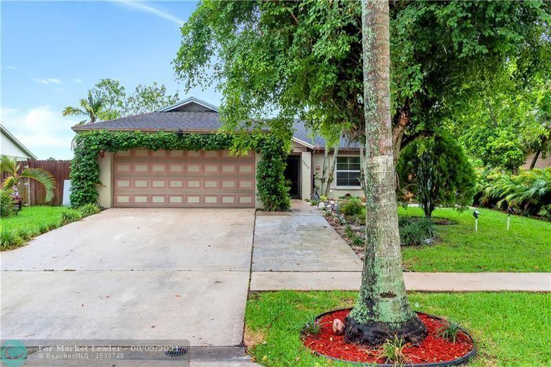 1406 Thornridge Ln, Royal Palm Beach, FL 33411 - #: F10295758