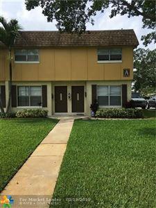 Photo of 4780 NW 9th Ct #4780, Plantation, FL 33317 (MLS # F10174759)