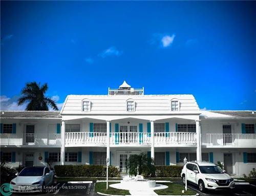 Photo of 3223 NE 36th #1, Fort Lauderdale, FL 33308 (MLS # F10220759)