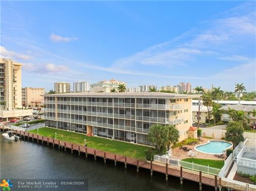 Photo of Listing MLS f10214760 in 2841 NE 33rd Ct #401 Fort Lauderdale FL 33306