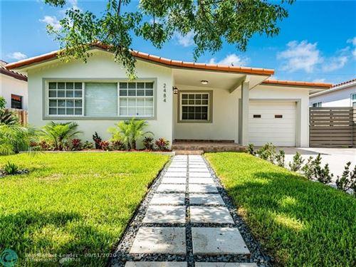 Photo of 2484 SW 19th St, Miami, FL 33145 (MLS # F10232760)