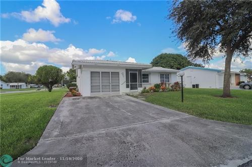Photo of 8851 NW 15th St, Plantation, FL 33322 (MLS # F10252760)