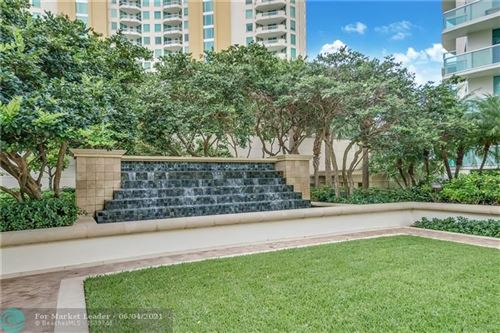 Photo of 347 N New River Dr E #1405, Fort Lauderdale, FL 33301 (MLS # F10273760)