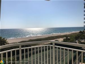 Photo of Listing MLS f10155761 in 1770 S Ocean Blvd #605 Lauderdale By The Sea FL 33062