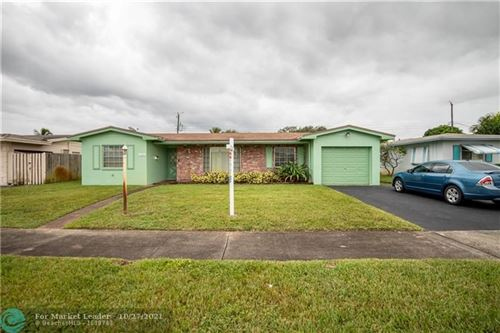 Photo of 7500 Branch St, Hollywood, FL 33024 (MLS # F10304761)