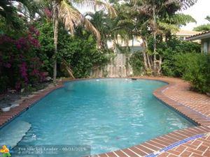 Photo of 2732 NE 35th St, Fort Lauderdale, FL 33306 (MLS # F10176762)
