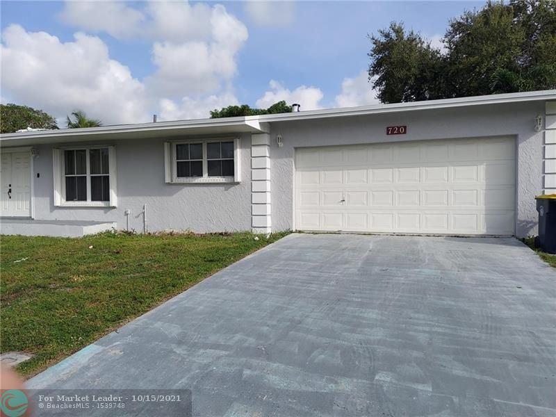 Photo of 720 SW 2nd Pl, Dania Beach, FL 33004 (MLS # F10303762)