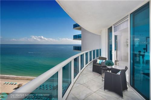 Photo of 2711 S Ocean Dr #2101, Hollywood, FL 33019 (MLS # F10211763)