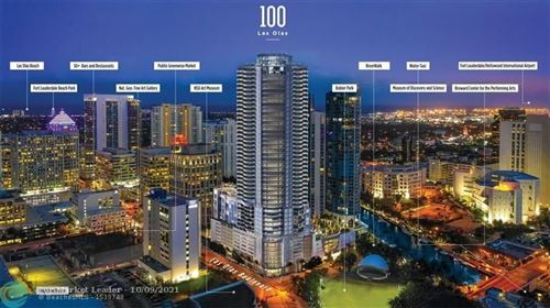 Photo of 100 E Las Olas Blvd #2704, Fort Lauderdale, FL 33301 (MLS # F10293763)