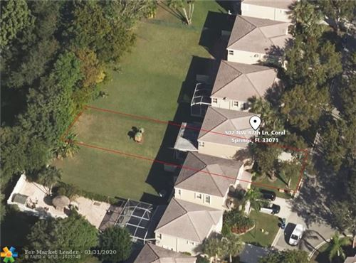 Photo of 502 NW 87th Ln, Coral Springs, FL 33071 (MLS # F10213764)