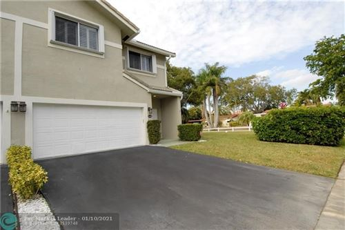 Photo of 5420 Pointe Villa Dr #5420, Lighthouse Point, FL 33064 (MLS # F10265765)