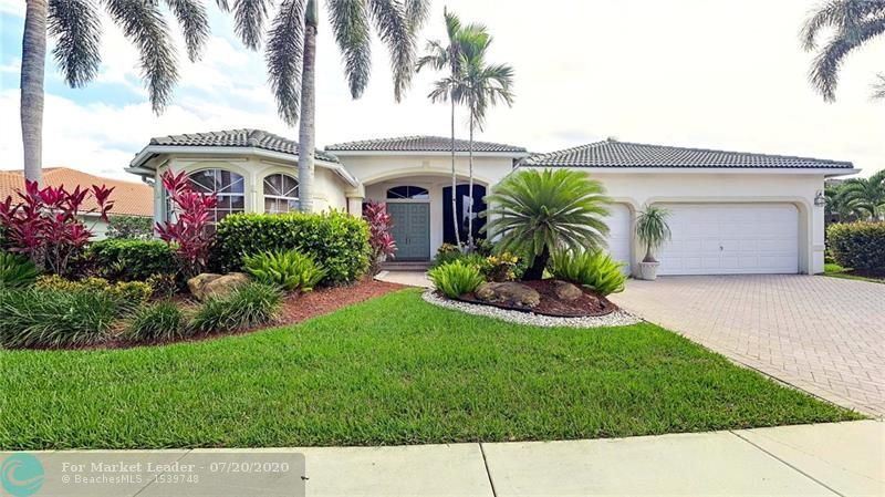 2439 Eagle Run Way, Weston, FL 33327 - #: F10235765