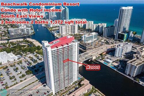 Foto de inmueble con direccion 2602 E HALLANDALE BEACH BL #R2005 Hallandale Beach FL 33009 con MLS F10242766
