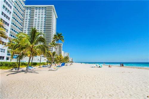 Photo of 3430 Galt Ocean Drive #303, Fort Lauderdale, FL 33308 (MLS # F10271766)