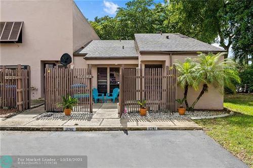 Photo of 12282 NW 10th St #12282, Pembroke Pines, FL 33026 (MLS # F10304766)