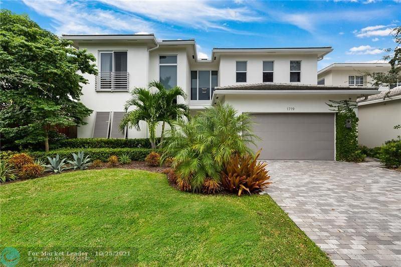 Photo of 1719 NE 18th St, Fort Lauderdale, FL 33305 (MLS # F10305766)