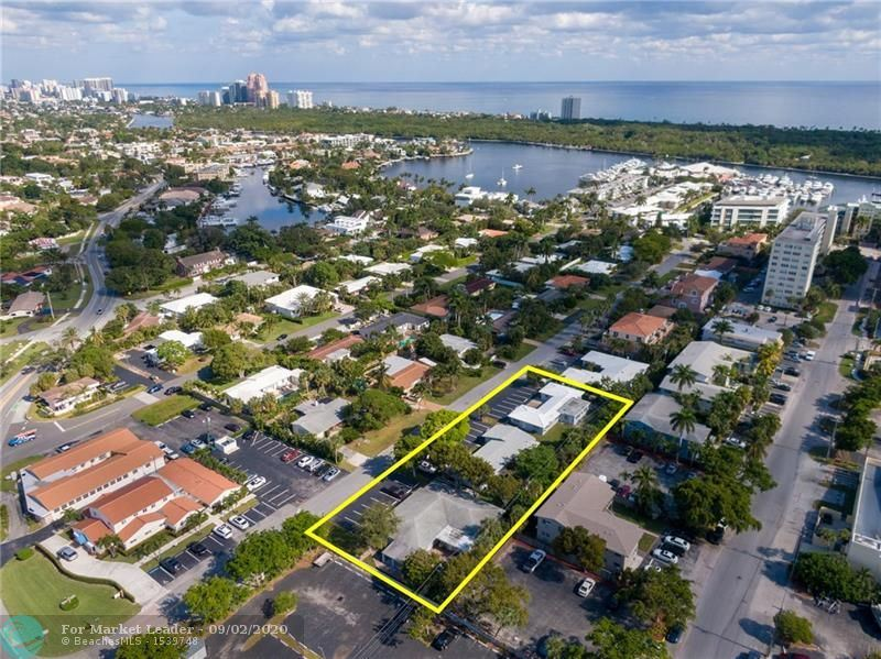 Photo of 2510 - 2522 NE 11th Ct, Fort Lauderdale, FL 33304 (MLS # F10208767)