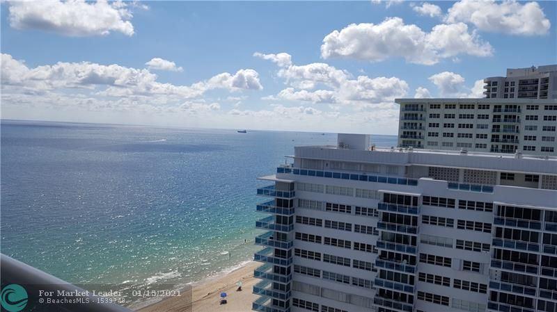 Photo of 3500 Galt Ocean Dr #1903, Fort Lauderdale, FL 33308 (MLS # F10266767)