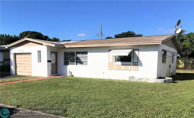 3679 NW 28th Ct, Lauderdale Lakes, FL 33311 - #: F10267767