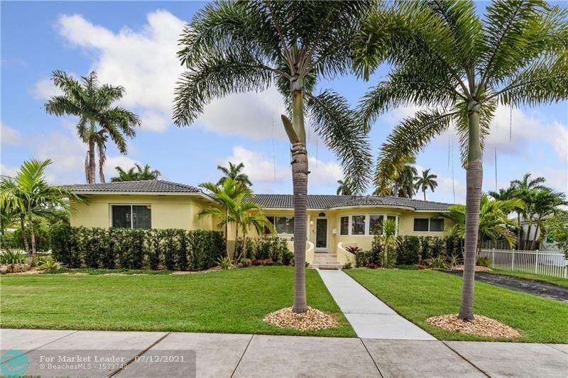 1002 Tyler St, Hollywood, FL 33019 - #: F10289767