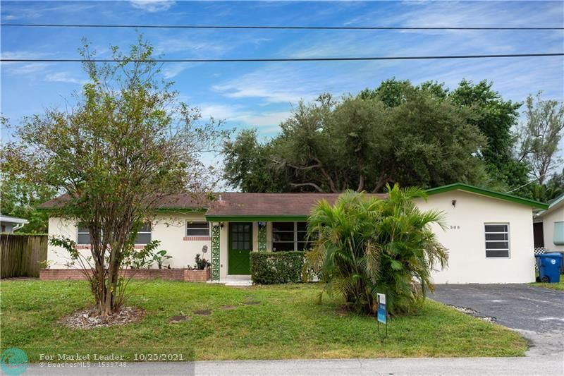 508 NW 30th Ct, Wilton Manors, FL 33311 - #: F10305767